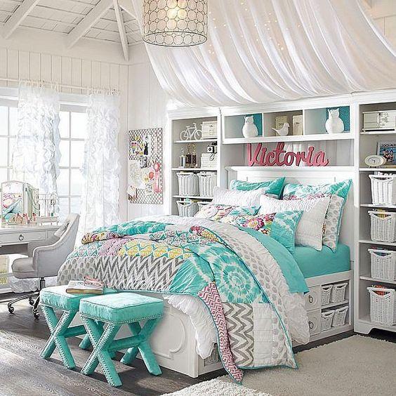 Bedroom Teens Decor on Teen Decor  id=42258