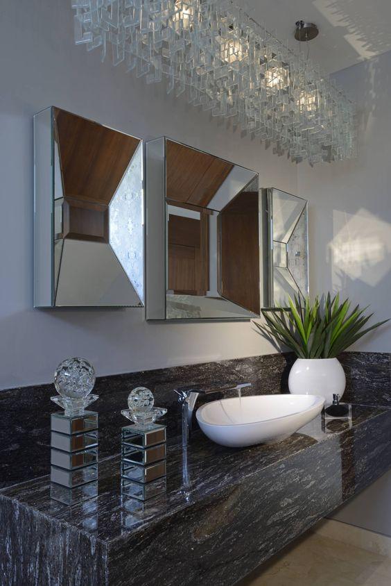 Baos Modernos Y Elegantes 23 Como Organizar La Casa