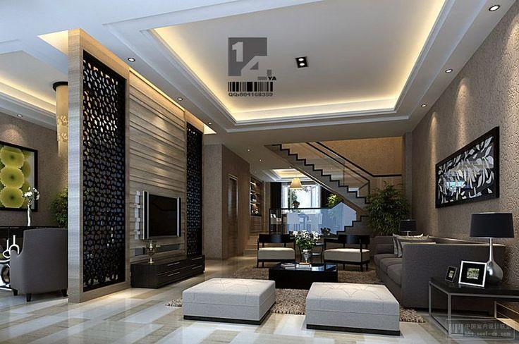 decoracion-de-interiores-para-casas-modernas-16 ... on Interiores De Casas Modernas  id=86672