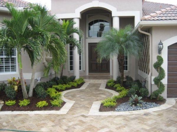 front garden design ideas south africa jardines-frontales-con-flores-45