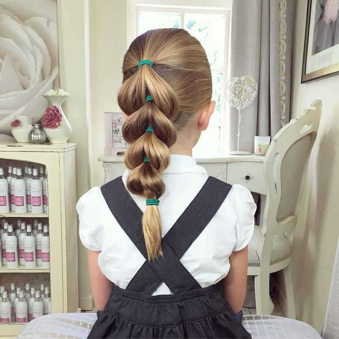Peinados Con Trenza Para Nias 35 Como Organizar La