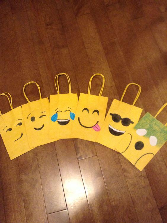 Fiesta Cumpleanos Tematica Emojis 8 Decoracion De