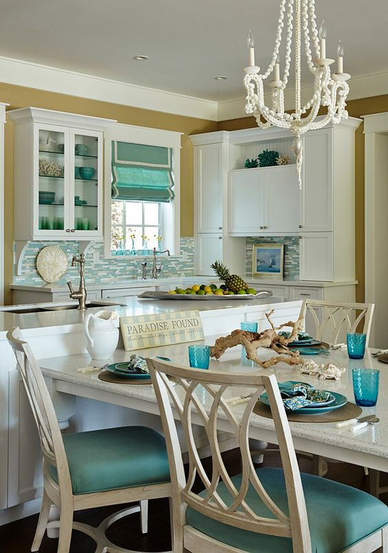 36 Ideas Decoracion Interiores Color Azul Turquesa 18
