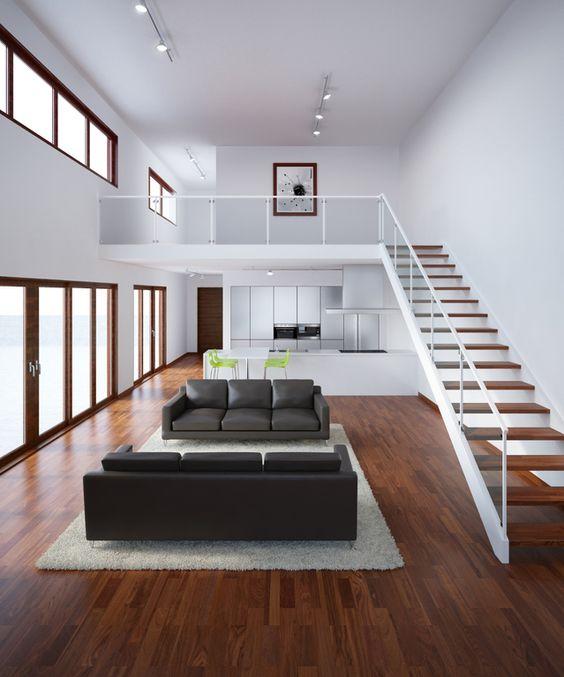 Casas modernas 2018 - 2019   Fotos e ideas de casas modernas on Interiores De Casas Modernas  id=11344