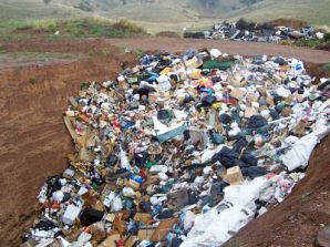 Reciclaje de basura inorgánica