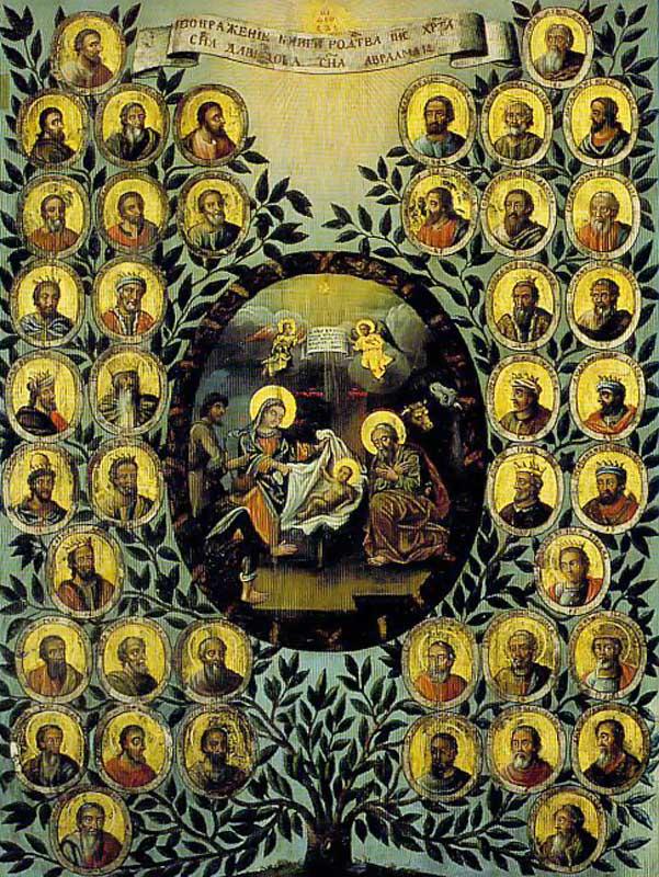 Αποτέλεσμα εικόνας για κυριακη προ χριστου γεννησεως