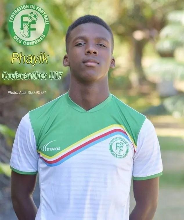 Charaf, Les CHARAF : un triplé pour l'avenir du football Comorien, Comoros Football 269   Portail du football comorien