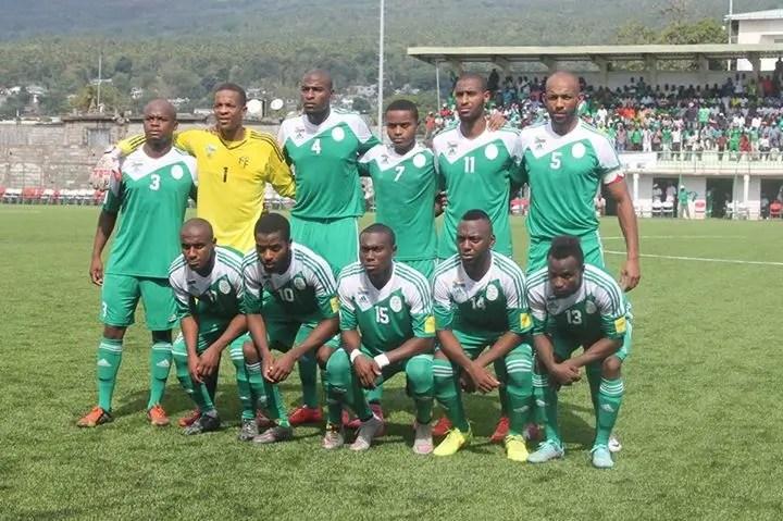 Mondial 2018, Mondial 2018 : Les Comores ont manqué de réalisme mais tout n'est pas fini