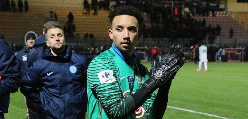 Daoudou, Coupe de France : Clément Daoudou accueillera le PSG