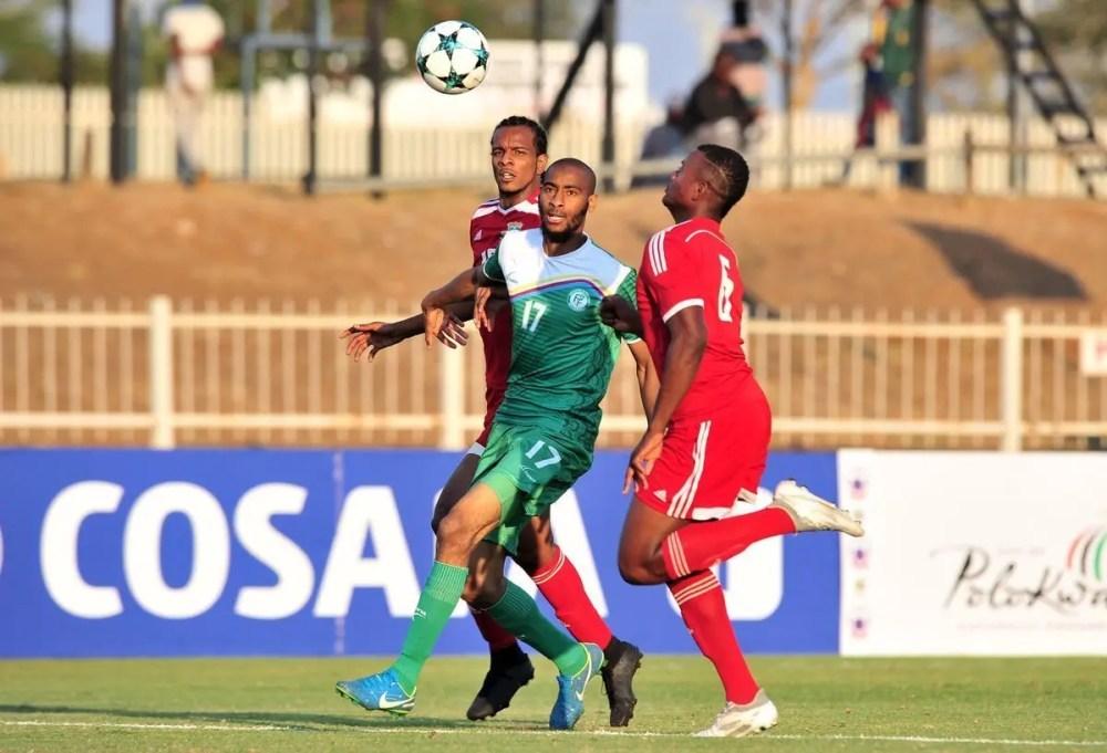 Cup, Cosafa Cup 2018 / Cœlacanthes : tenus en échec par les Pirates