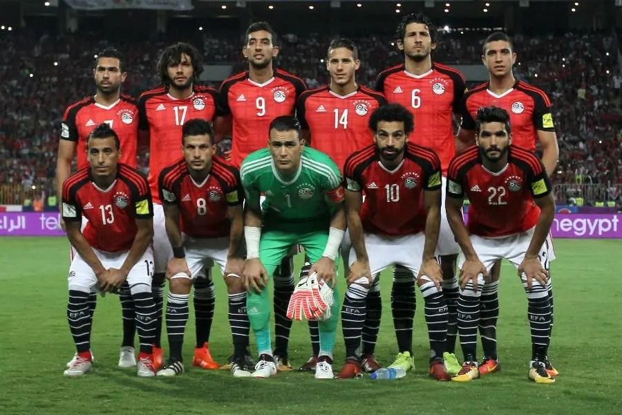 Coupe du Monde, Coupe du Monde 2018 : fiches des équipes africaines