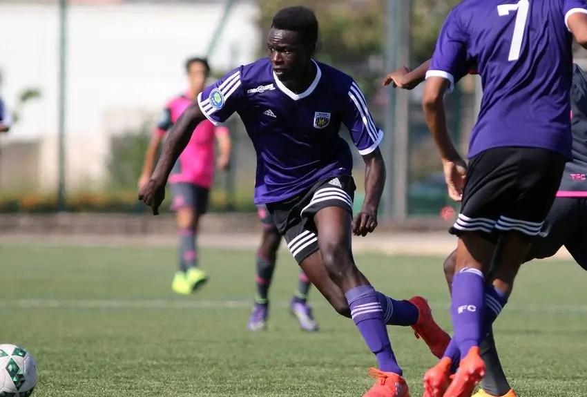 Naouir Ahamada, Naouir Ahamada signe son premier contrat pro à la Juventus
