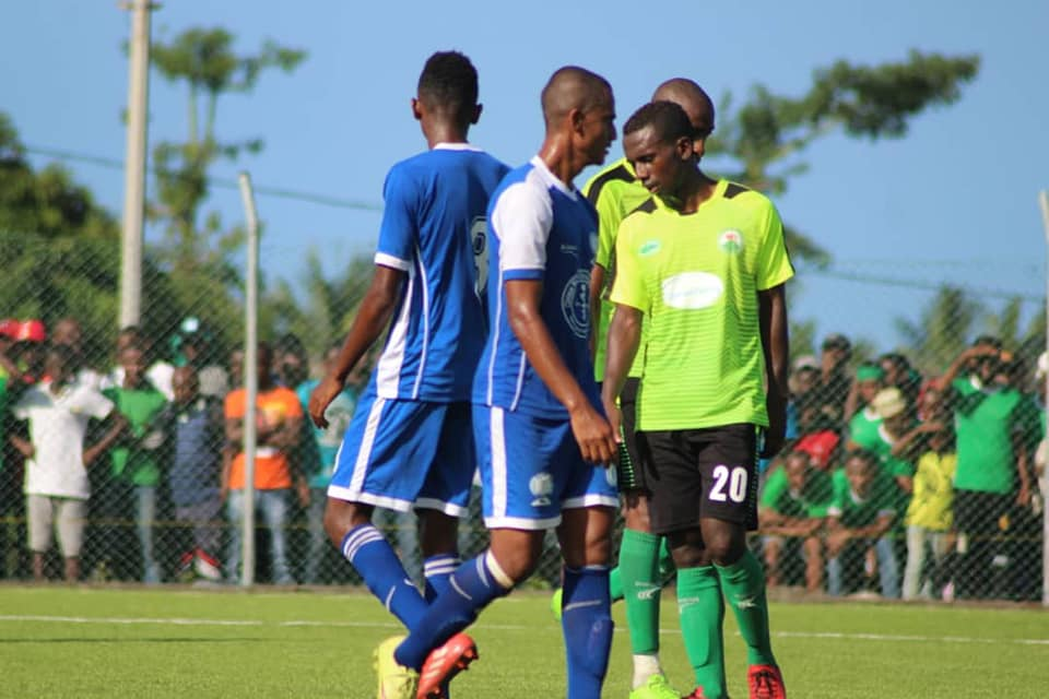 Phase Nationale, D1 Phase Nationale : Volcan Club champion des Comores 2018