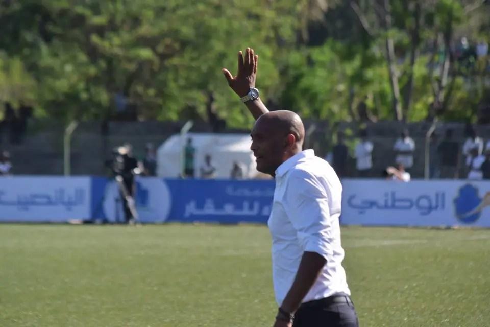 Amir Abdou, CAN 2019 – Amir Abdou : « Aucune pression, nous n'avons rien à perdre »