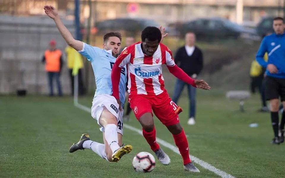 El Fardou, El Fardou Ben Mohamed atteint la barre des 20 buts en une saison