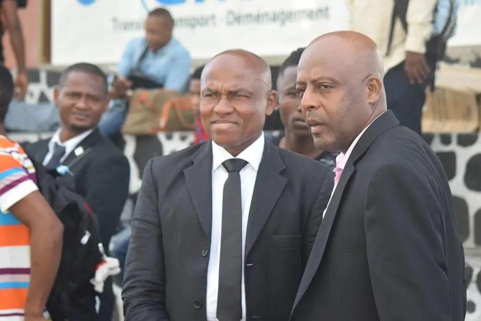 Abdallah Mhadji, CNE : Abdallah Mhadji suspendu, Malide et Anassi avertis