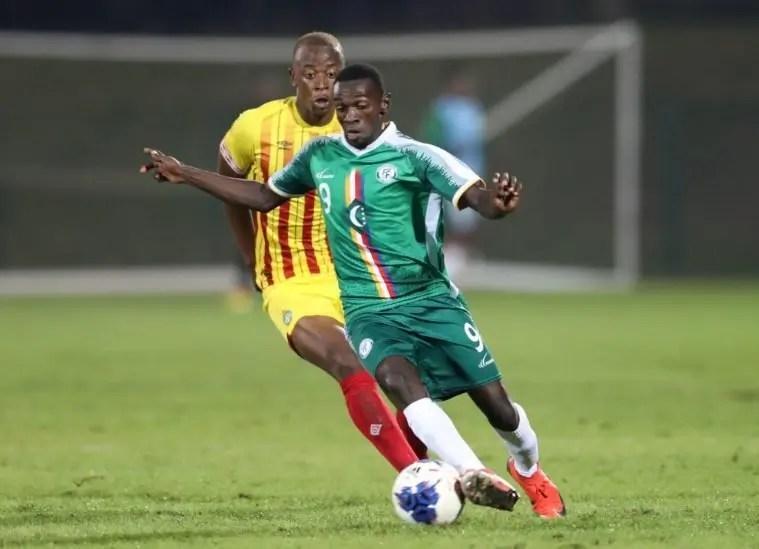 Cosafa Cup, Cosafa Cup 2019 : les Comores éliminées en quarts de finale