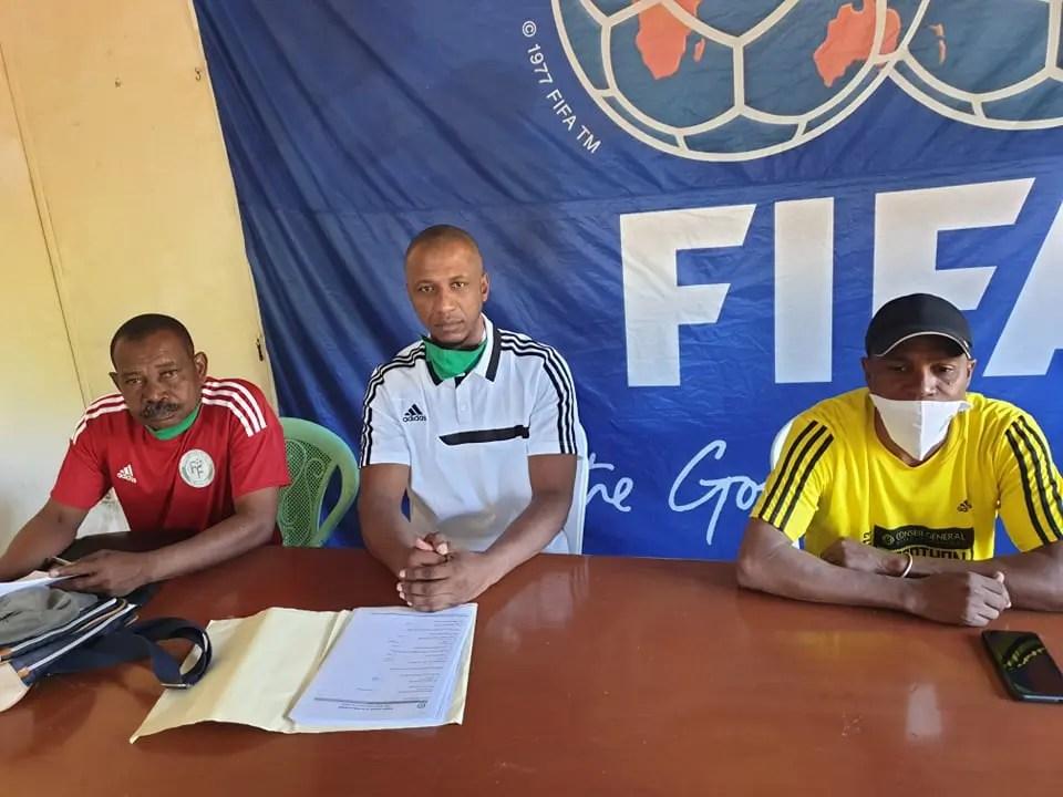 Ayouba Moussa, Ayouba Moussa : « Rebooster le football comorien par la base »