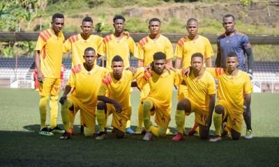 Ngazi Sport, Coupe des Comores 2020 : Ngazi Sport retrouve la Phase nationale