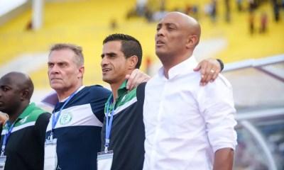 Amir Abdou, Amir Abdou : « On a envie de rester en haut du classement »