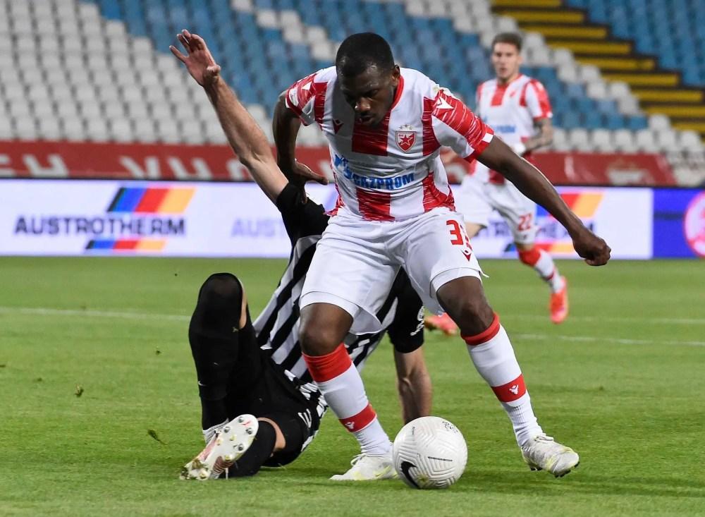 El Fardou Ben, Coupe de Serbie : El Fardou Ben Mohamed, doublement couronné !