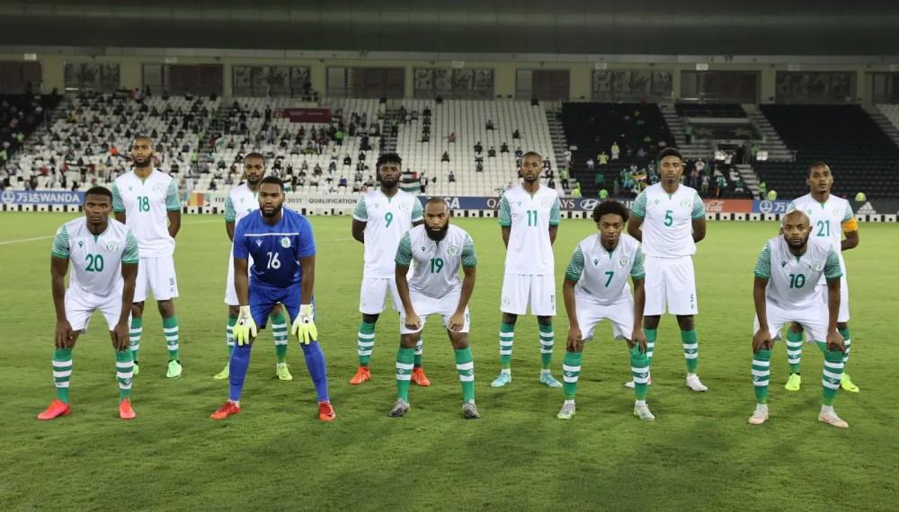 Comores, Arab Cup of Nations 2021 : les Comores douchées par la Palestine