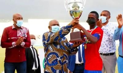 Comores, L'Olympique de Missiri remporte la Coupe des Comores 2021