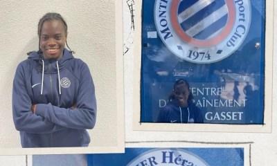 Kaysha Hassani, Mercato – La jeune Kaysha Hassani signe à Montpellier