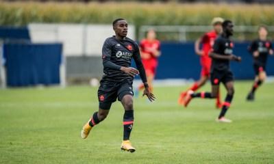 Yakine Saïd, Youth League : Yakine Saïd buteur face à Salzbourg, Comoros Football 269 | Portail du football comorien