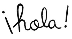 como se escribe hola en inglés