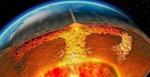 Como se formo la tierra