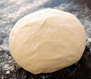 como se hace la masa de pizza