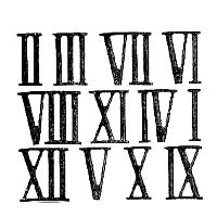 Numeros Romanos Números Romanos