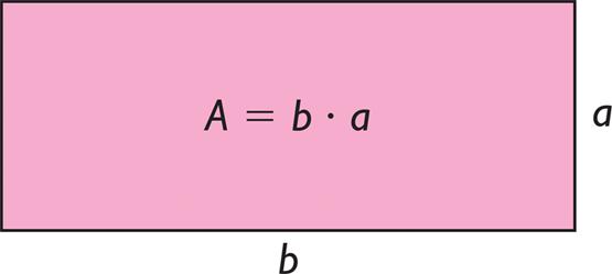 Como se saca el area de un triangulo