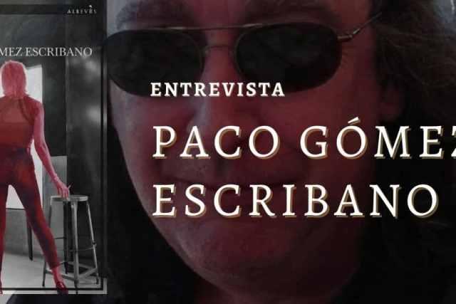 Paco Gómez Escribano: «Los escritores de novela negra vivimos de los conflictos sociales»