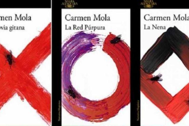 Carmen Mola: su trilogía