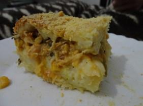 Torta Deliciosa de Frango