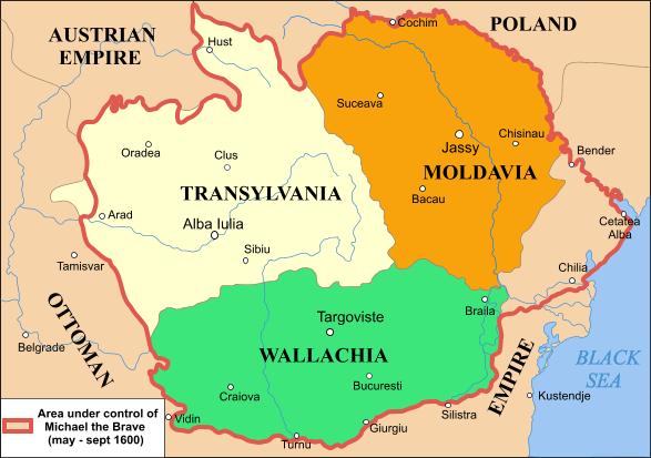 Rumanía (15): De la Dacia a la Rumanía actual (1/2)