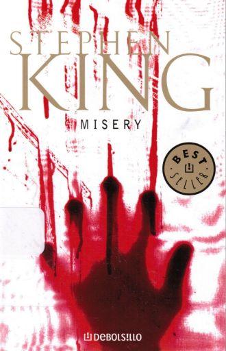 portada misery stephen king