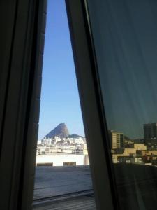 Hotel no Rio, Windsor Florida, Pão de Açúcar Visto da Sala de Ginástica - Nathalia Molina www.comoviaja.com.br
