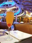 Splendour, Royal Caribbean, Drinque com Champanhe - Nathalia Molina www.comoviaja.com.br (1)