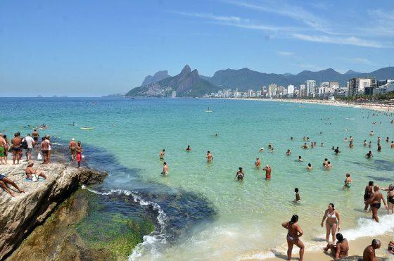 Rio de Janeiro, Praia, Arpoador - Alexandre Macieira, Riotur, Divulgação
