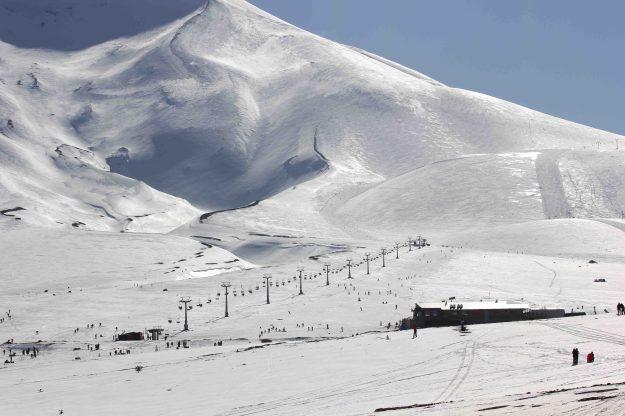 Esqui, Chile, Corralco - Foto Divulgação