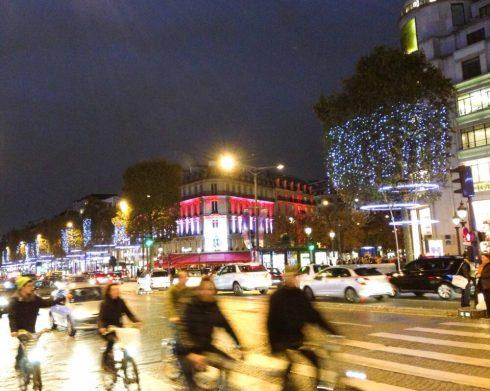 Paris, França, Champs-Élysées, Natal - Foto Nathalia Molina @ComoViaja (2)