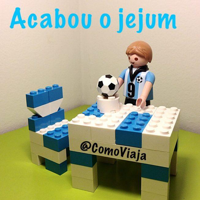 25 Como Viaja! na Copa, Argentina Vence Bélgica e Chega a uma Semifinal após 24 Anos, Brasil, Playmobil, Lego, Brinquedos - Foto Nathalia Molina @ComoViaja