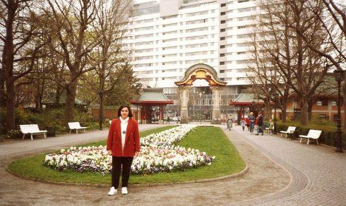 Berlim, Viagem à Alemanha em 1992, Jardim Zoológico - Foto Nathalia Molina @ComoViaja