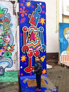 Muro de Berlim, Queda, Viagem 2014 - Foto Nathalia Molina @ComoViaja (2)