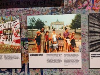 Berlim Checkpoint Charlie Muro Fotos Die Mauer Asisi Panorama Alemanha Viagem - Foto Nathalia Molina @ComoViaja