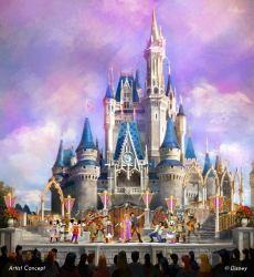 Mickey's Royal Friendship Faire, Castelo da Cinderela, Magic Kingdom, Parques, Orlando - Foto Divulgacao2 (736x800) (589x640)