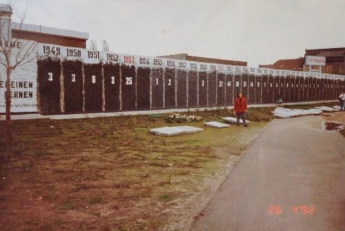 Muro de Berlim 1992 Viagem Alemanha - Foto Nathalia Molina @ComoViaja (1)